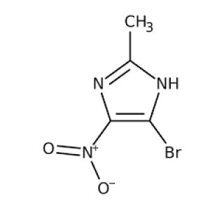 5-Bromo-2-methyl-4-nitro-1H-imidazole, 97% 1g Maybridge