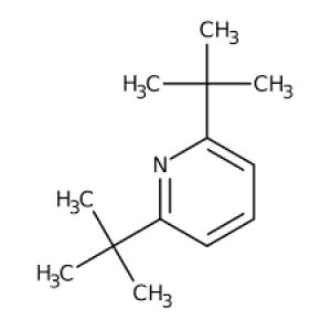 2,6-Di(tert-butyl)pyridine, 97% 1g Maybridge