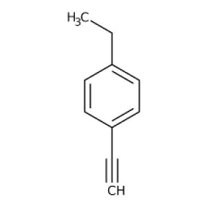 1-Ethyl-4-eth-1-ynylbenzene, 97% 1g Maybridge
