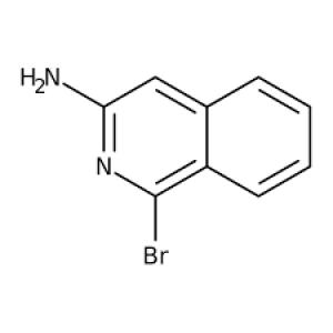 1-Bromoisoquinolin-3-amine, 97% 250mg Maybridge