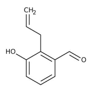 2-Allyl-3-hydroxybenzaldehyde, 97% 1g Maybridge