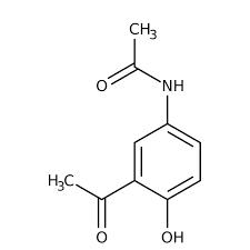N1-(3-acetyl-4-hydroxyphenyl)acetamide 5g Maybridge