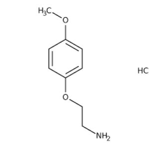 2-(4-methoxyphenoxy)ethanamine hydrochloride, 97% 1g Maybridge
