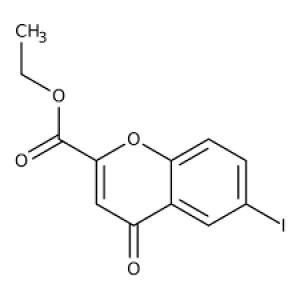 ethyle6-iodo-4-oxo-4H-chromene-2-carboxylate, 97% 1g Maybridge