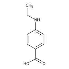 4-(Ethylamino)benzoic acid, 97% 1g Maybridge