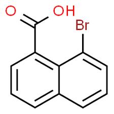8-Bromo-1-naphthoic acid, Technical Grade 1g Maybridge