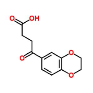 4-(2,3-Dihydro-1,4-benzodioxin-6-yl)-4-oxobutanoic acid, 97% 1g Maybridge