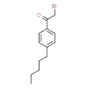 2-Bromo-1-(4-pentylphenyl)ethan-1-one, 95% 1g Maybridge