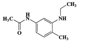 N1-[3-(Ethylamino)-4-methylphenyl]acetamide, 97% 1g Maybridge