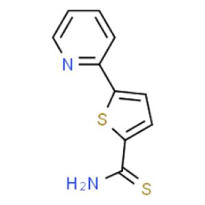 5-(2-Pyridinyl)-2-thiophenecarbothioamide, 97% 1g Maybridge