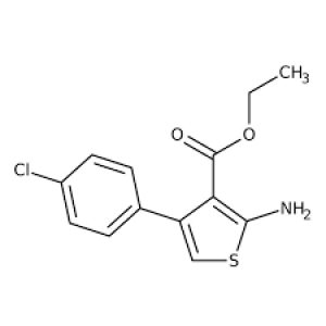 ethyle2-amino-4-(4-bromophenyl)-3-thiophenecarboxylate, 97% 1g Maybridge