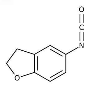 2,3-Dihydro-1-benzofuran-5-yl isocyanate, 97% 5g Maybridge
