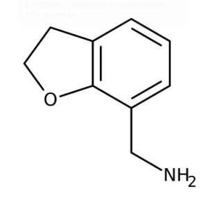 2,3-Dihydro-1-benzofuran-7-ylmethylamine, 97% 250mg Maybridge