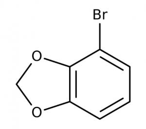4-Bromo-1,3-benzodioxole, 97% 1g Maybridge