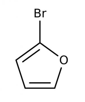 2-Bromofuran, stabilized with Copper (0.1%), Furan (0.5%) and Sodium Bicarbonate (0.4%), 95% 1g Maybridge