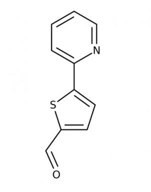5-Pyridin-2-ylthiophene-2-carbaldehyde, 97% 1g Maybridge