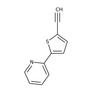 2- (5-Ethynylthien-2-yl) pyridine, ≥97% 1g Maybridge