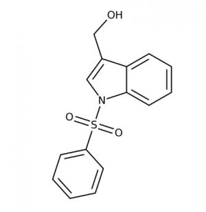 [1-(Phenylsulfonyl)-1H-indol-3-yl]methanol, 97% 250mg Maybridge
