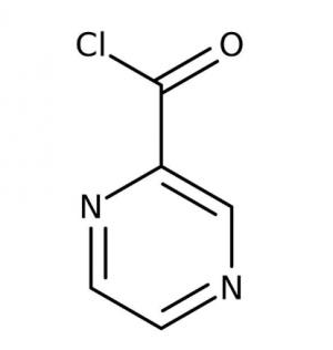 2-Pyrazinecarbonyl chloride, Tech 250mg Maybridge