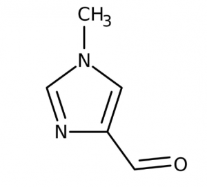 1-Methyl-1H-imidazole-4-carbaldehyde, 95% 250mg Maybridge