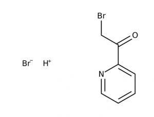 2-Bromo-1-(2-pyridinyl)-1-ethanonehydrobromide, 90% 1g Maybridge
