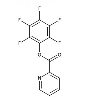 Pentafluorophenyl pyridine-2-carboxylate, 95% 250mg Maybridge