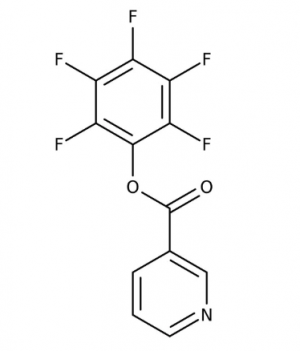 Pentafluorophenyl nicotinate, 97% 250mg Maybridge