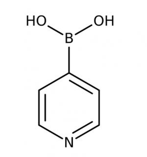 Pyridin-4-ylboronic acid, 97%, May contain varying amounts of anhydride 1g Maybridge