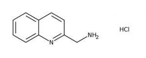 (2-Quinolyl)methylamine hydrochloride, 97% 250mg Maybridge
