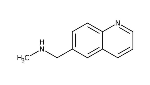 N-Methyl-N-(quinolin-6-ylmethyl)amine, 95% 250mg Maybridge