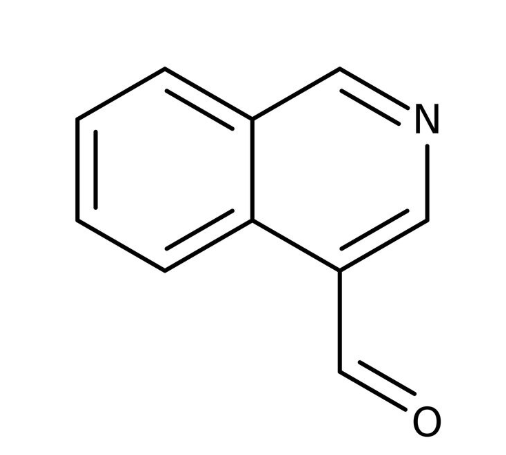Isoquinoline-4-carbaldehyde, 97% 250mg Maybridge