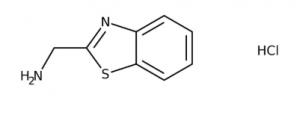 1,3-Benzothiazol-2-ylmethylamine hydrochloride ≥97%, 250mg Maybridge