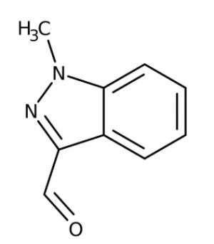 1-Methyl-1H-indazole-3-carbaldehyde 97%, 250mg Maybridge