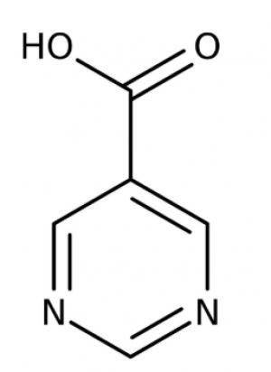 5-Pyrimidinecarboxylic acid 97%, 1g Maybridge