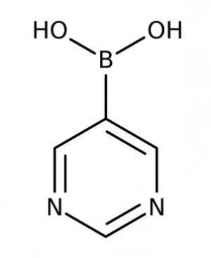 5-Pyrimidinylboronic acid 97%, 1g Maybridge