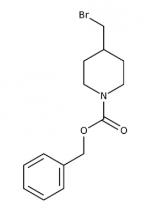 Benzyl 4- (bromomethyl) tetrahydro-1 (2H) -pyridinecarboxylate 97%, 250mg Maybridge
