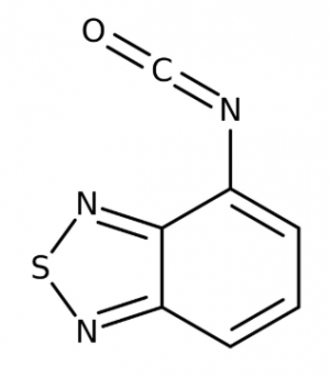2,1,3-Benzothiadiazol-4-yl isocyanate 97%, 250mg Maybridge