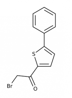 2-Bromo-1-(5-phenyl-2-thienyl)-1-ethanone 95%, 250mg Maybridge
