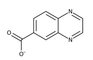 6-Quinoxalinecarboxylic acid 95%,1g Maybridge