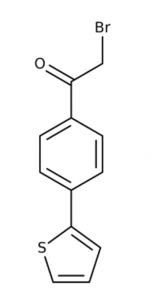 2-Bromo-1-[4-(2-thienyl)phenyl]-1-ethanone ≥97%,5g Maybridge