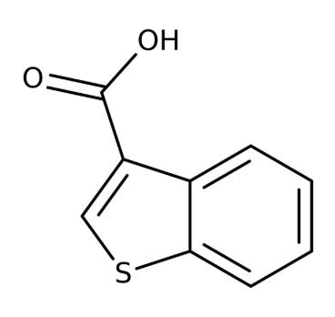 1-Benzothiophene-3-carboxylic acid 97%,5g Maybridge