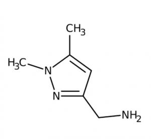 (1,5-Dimethyl-1H-pyrazol-3-yl)methylamine 97%, 5g Maybridge