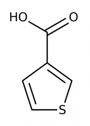 Thiophene-3-carboxylic acid 97%,1g Maybridge