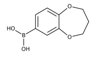 3,4-Dihydro-2H-1,5-benzodioxepin-7-ylboronic acid 90+%, 250mg Maybridge