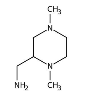 (1,4-dimethylpiperazin-2-yl)methylamine, 250mg Maybridge