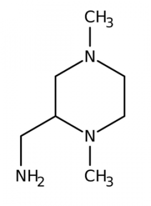 (1,4-dimethylpiperazin-2-yl)methylamine,1g Maybridge