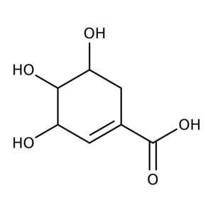 Shikimic Acid, 98%, 1g Acros
