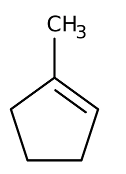 1-Methyl-1-cyclopentene 96%, 25ml Acros