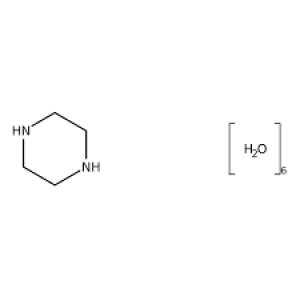 Piperazine hexahydrate, 98% 500g Acros