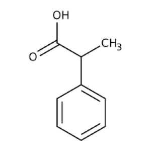 DL-2-Phenylpropionic acid, 98% 10g Acros